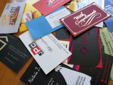 biznis kartice